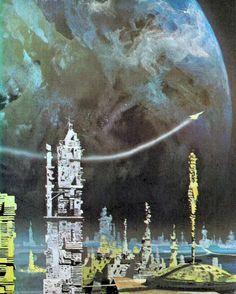 Chris Foss   - Earthman, Go Home, 1974.