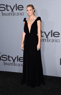Pin for Later: Les Célébrités Ont Mis le Feu au Tapis Rouge Lors des InStyle Awards Gwyneth Paltrow