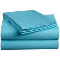 Turquoise sheets