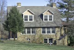 This York County, Pennsylvania home is one of three located on the historic Hake's Distillery property.