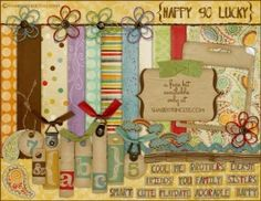 15 Places to Get Free Digital Scrapbooking Stuff