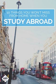 Mikayla talks about things that she doesn't miss from home while studying abroad with AIFS in London, England. Spoiler: her American Netflix account is one of them.