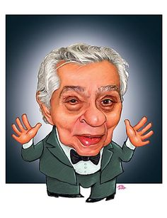 Chico Anysio - Caricatura