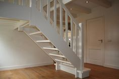 Open houten bordestrap | Allstairs Trappen Benelux
