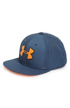 731e6cd801a Under Armour  Huddle  HeatGear® Snapback Cap (Big Boys) Under Armour Logo
