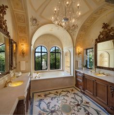 enchanted bathroom | sfa design