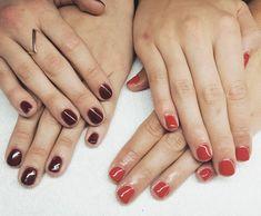 Manicura semipermanente ORLY. Ven a pasar un rato divertido con tus amigas. #manicura #manicuraorly #orlyfx #orly #manicuravegana #nails #shine #shinenails #nailsalonbarcelona #lifestyle #manicure #manicurasemipermanente #barcelona #beauty #vegano #manicuravegana #revivenailbeauty #red #rednails Salons, Barcelona, Nails, Beauty, Vegan, Girlfriends, Hilarious, Finger Nails, Lounges
