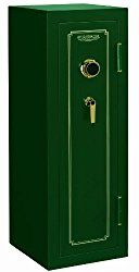 Stack-On 14 Gun Fire Resistant Security Safe with Combination Lock Hunter Green Gun Storage, Locker Storage, Weapon Storage, Stack On Gun Safe, Black Friday Tools, Gadget World, Security Safe, Electronic Lock, Green Fire