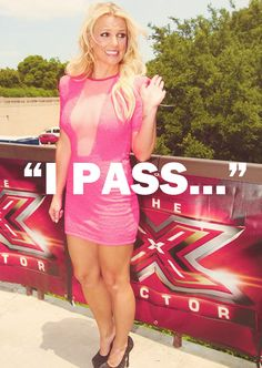 Britney Spears / The X Factor 2012