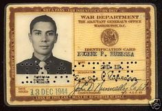 "Gene Rayburn joined the United States Army Air Corps, He began training at Goodfellow Field in San Angelo, Texas and graduated in 1942, He flew combat missions in the Pacific Theatre with the ""Bomber Barons"" of the 394th Bomb Squadron, 5th Bombardment Wing of the Thirteenth Air Force. 8/2/43 he was piloting a B-17E Flying Fortress named the ""Yankee Doodle"", mechanical failure caused it to crash on take-off. He flew 89 missions & was awarded the Flying Cross and the Air Medal before 1945."