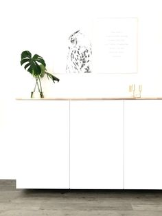 Ikea Besta Weiss