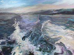 Jerri Finch | Water Paintings