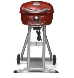 10 Best Small Grills For Small Spaces: Char Broil Patio Bistro Infrared  Electric Grill