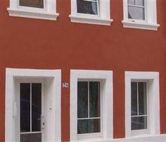 Peinture Pour Façade De Maison les 36 meilleures images du tableau extérieur & façades sur