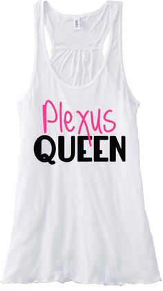 Plexus Queen Tank Top