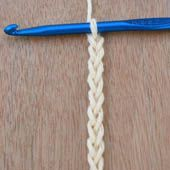 Learn to Crochet With This Easy Beginner's Guide: How to Crochet a Chain Stitch