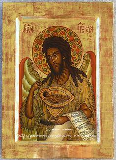 Johannes de Doper - John the Baptist