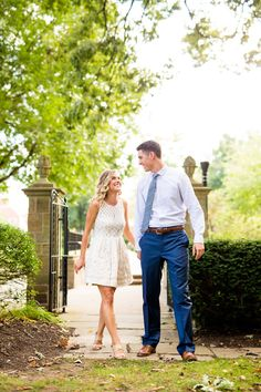 pittsburgh engagement photos, pittsburgh engagement pictures, pittsburgh engagement shoot, pittsburgh engagement pictures, engagement photo ideas, pittsburgh wedding venues, pittsburgh wedding photos, pittsburgh wedding ideas, pittsburgh wedding cookie table, bride and groom posing ideas, couple posing ideas, north park, groom engagement outfit, white dress outfit, white dress summer, white dress short