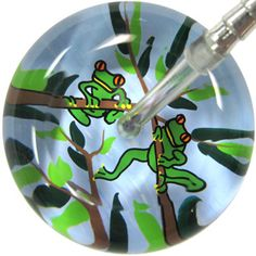 See your patient smile when they see your fun, tree frog stethoscope head! Quality, Cardiology Stethoscopes from Nurse Born Products - Shop Now: http://nurseborn.com/product/ultrascope-stethoscopes-animals $87.97