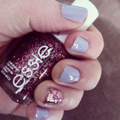 Loving my new nail polish <3
