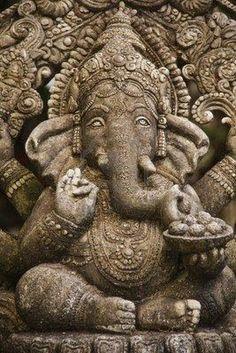 God ganesh statue of hindo in Bangkok Thailand elephant temple Stock Photo Jai Ganesh, Ganesh Statue, Lord Ganesha, Indian Gods, Indian Art, Shiva, Temple Indien, Om Gam Ganapataye Namaha, Elephas Maximus