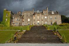 Inverlochy Castle Hotel, Fort William, Highlands