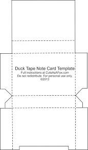 Make Your Own Flashcards Template Best Of Duck Tape Flash Card Holder Duct Tape Flash Card Template, Report Card Template, Business Card Template Word, Card Templates Printable, Free Printable, Printables, Templates Free, Index Card Holders, Cute Business Cards