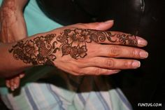 Most Beautiful Henna Colours