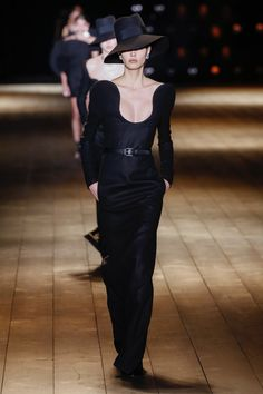 b9d5b6e6 20 Best Yves Saint Laurent images | Fall winter, Fashion Show ...