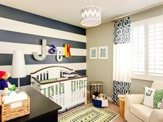 9 Brilliantly Blue Kids' Rooms | Home Remodeling - Ideas for Basements, Home Theaters & More | HGTV