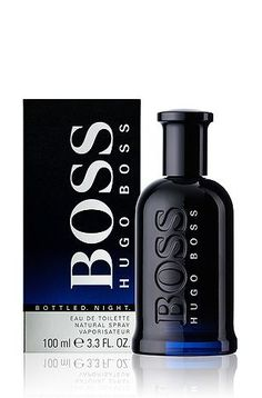 Boss Bottled Night Hugo Boss colonie - un parfum de barbati 2010