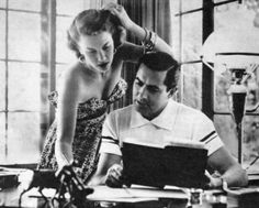 Net Image: Tyrone Power and Linda Christian: Photo ID: . Picture of Tyrone Power and Linda Christian - Latest Tyrone Power and Linda Christian Photo. Tyrone Power, Christian Pictures, Star Wars, Kid Movies, Famous Faces, Old Hollywood, Picture Photo, American History, Couple Photos