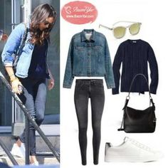 681363d6fe Here s How to Copy Meghan Markle s Low-Key—but Chic—Style