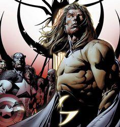 Sentry (Robert Reynolds) - Marvel Universe Wiki: The definitive online source for Marvel super hero bios.