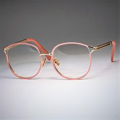 Ladies Cat Eye Glasses Frames For Women Metal frame Optical Fashion Eyewear Computer Glasses 45257 Pink Glasses Frames, Womens Glasses Frames, Ladies Glasses, Fashion Eye Glasses, Cat Eye Glasses, Glasses For Round Faces, Glasses Trends, Clear Sunglasses, Computer Glasses