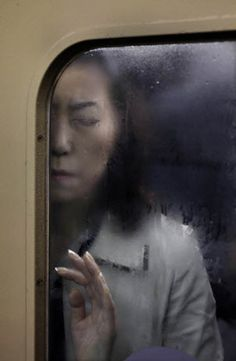 © World Press Photo | 1st Daily Life Michael Wolf, Germany, Laif.  Tokyo subway.