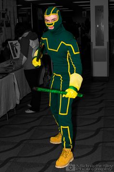 #KickAss #Kick-Ass #Cosplay from #SteelCityCon #ComicCon ----- Check out more of my photography @ http://www.facebook.com/MidnightSkyPhotography (Link in Profile) ----- #MidnightSkyPhotography #MidSkyPhoto