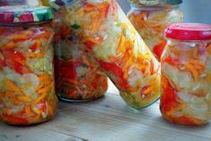 Z Kuchni Do Kuchni: Sałatka nie tylko na zimę- marynowana