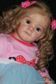 Малышка реборн Милана / Куклы Реборн Беби - фото, изготовление своими руками. Reborn Baby doll - оцените мастерство / Бэйбики. Куклы фото. Одежда для кукол