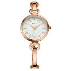 KIMIO Luxury Quartz-watch For Women Brand Bracelet Silver Ladies Watches Elegant Waterproof Relojes Mujer 2016 Montre Femme 6103 Cool Watches, Watches For Men, Women's Watches, Dress Watches, Popular Watches, Ladies Watches, Stylish Watches, Casual Watches, Gold Fashion