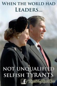 Ronald Reagan and Margaret Thatcher...either, together, it doesn't matter.  Just to listen to their thoughts!