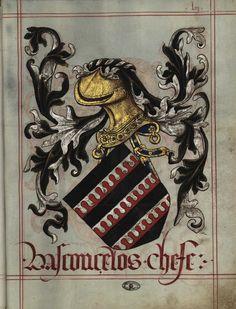 Armas de Vasconcelos chefe (fl 53r)
