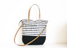JETTE Tasche Handtasche Shopper von LoNeJo auf DaWanda.com