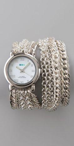 La Mer horloge - erg mooi
