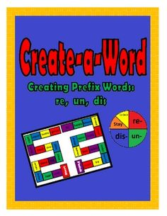Use this as an enrichment activity in 1st grade. Everything you need to help students work with prefixes, create new words, and understand how prefixes change the meaning of b...