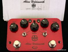 J. Rockett - ALLAN HOLDSWORTH OVERDRIVE / BOOST (Used)