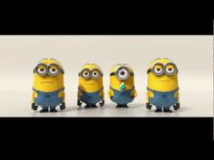 Minions Banana Potato Song (HD). This is the best thing in my life. @Cheyenne Licht
