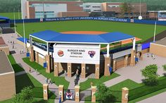 Columbus State Announces Complete Baseball Stadium Renovation