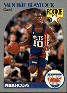 Basketball Cards, College Basketball, Basketball Pictures, Mookie Blaylock, Best Nba Players, Wnba, Pretty Lingerie, Pearl Jam, African History