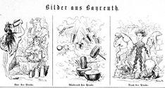 Caricatures, Art, Bayreuth, Art Background, Kunst, Performing Arts, Caricature, Caricature Drawing, Art Education Resources